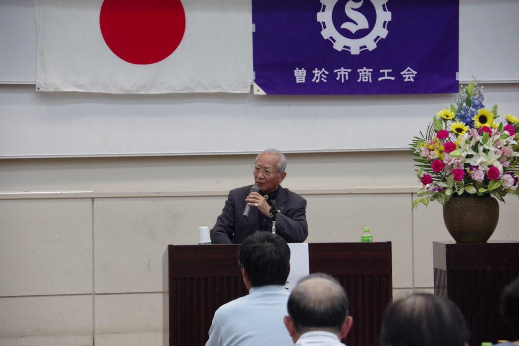 スムーズな議事の進行をしてくださった澤俊文議長